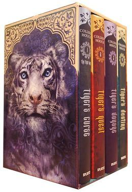 Tiger's Curse Collector's Boxed Set (Tiger Saga, #1-4)