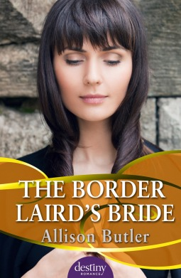 The Border Laird's Bride (Borderland Brides #2)