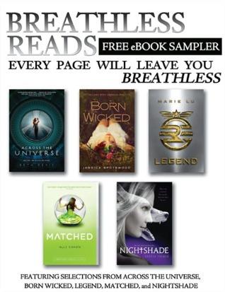 Breathless Reads Sampler