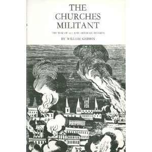 The Churches Militant: The War of 1812 and American Religion