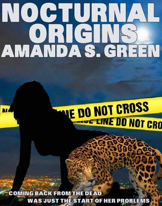 Nocturnal Origins by Amanda S. Green