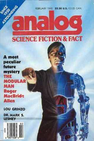 Analog Science Fiction and Fact, February 1992