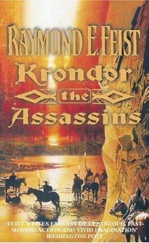 Krondor by Raymond E. Feist