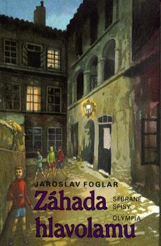 Záhada hlavolamu by Jaroslav Foglar