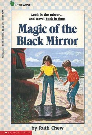 Magic of the Black Mirror