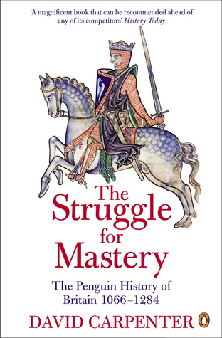 The Struggle for Mastery by David Arscott Carpenter