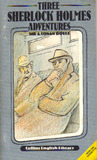 Three Sherlock Holmes Adventures (Collins English Library Level 2)