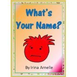 What's Your Name - Kids Story Book