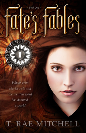 Fate's Fables Boek omslag