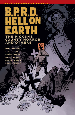 b p r d hell on earth volume 3