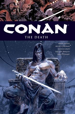 Conan, Vol. 14: The Death