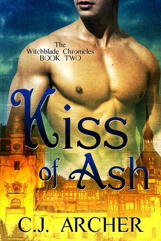 Kiss of Ash by C.J. Archer