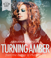Turning Amber by Sarah Alderson