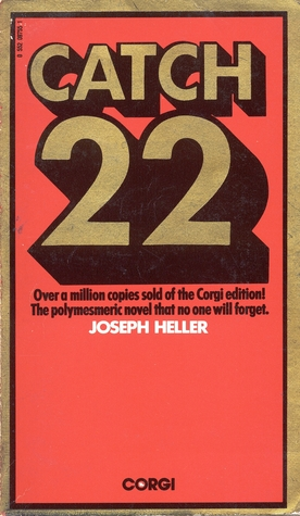 catch 22 book report In his famous book catch 22, joseph heller makes use of symbolism and allusion to emphasize the futility of war written in an informal, playful tone.