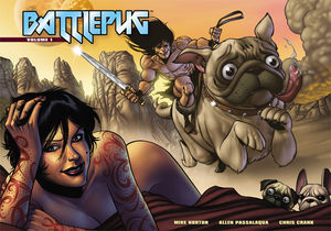 Battlepug: Volume 1 (Battlepug, #1)