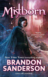 Book cover for Mistborn: The Final Empire (Mistborn, #1)