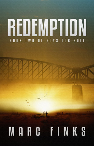 Redemption: A Novel about Hope and Human Trafficking (Boys For Sale, #2)