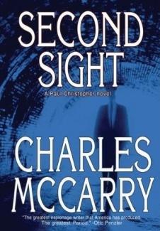 Second Sight (Paul Christopher #7)