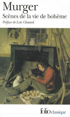 Scènes De La Vie De Bohème par Henri Murger