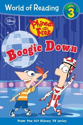 Boogie Down (Phineas and Ferb)