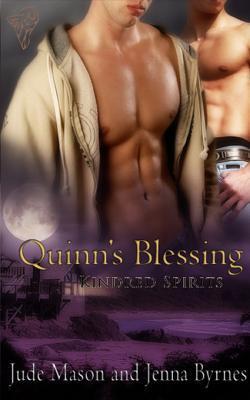 Quinn's Blessing (Kindred Spirits #4)