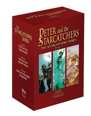 Peter and the Starcatchers: Peter and the Starcatchers/Peter and the Shadow Thieves/Peter and the Secret of Rundoon