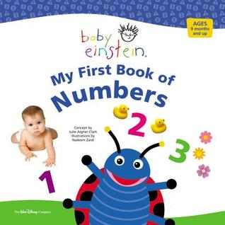 My First Book of Numbers (Baby Einstein)