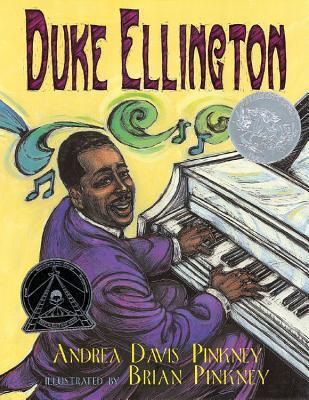 Duke Ellington by Andrea Davis Pinkney