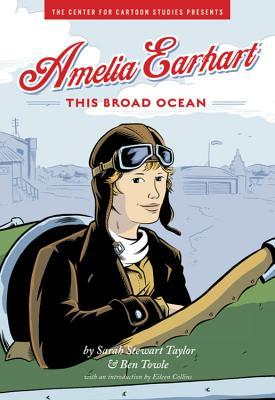 Amelia Earhart by Sarah Stewart Taylor