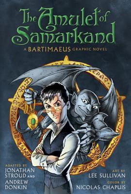 The Amulet of Samarkand (The Graphic Novel)