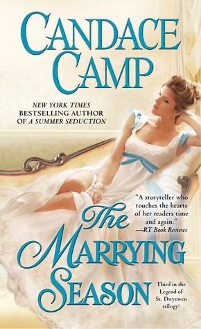 The Marrying Season (Legend of St. Dwynwen, #3)