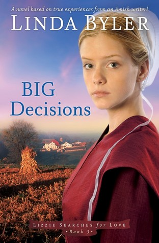 Big Decisions(Lizzie Searches For Love 3)