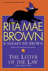 The Litter of the Law (Mrs. Murphy, #22)