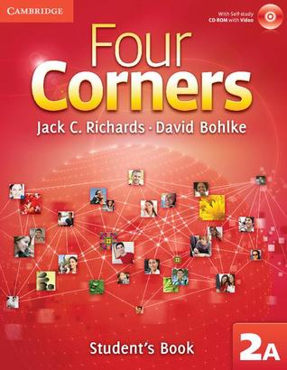 Four Corners Level 2 Student's Book a with Self-Study CD-ROM and Online Workbook a Pack [With CDROM and Workbook]