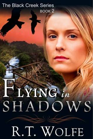 Flying in Shadows by R.T. Wolfe