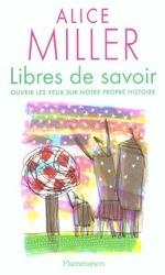 Libres de Savoir : ouvrir les yeux sur notre propre histoire