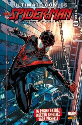 Ultimate Comics: New Spider-Man, n. 1