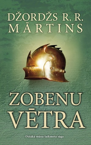 Zobenu vētra (1. daļa) (A Song of Ice and Fire #3)