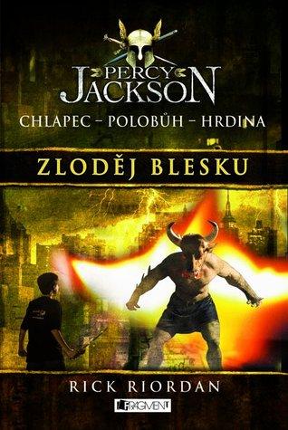 Zloděj blesku (Percy Jackson, #1)
