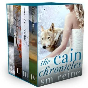 The Cain Chronicles, Episodes 1-4 (Seasons of the Moon: Cain Chronicles #1-4)