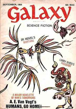 Galaxy September, 1969