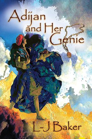 Ebook Adijan and Her Genie by L.-J. Baker PDF!