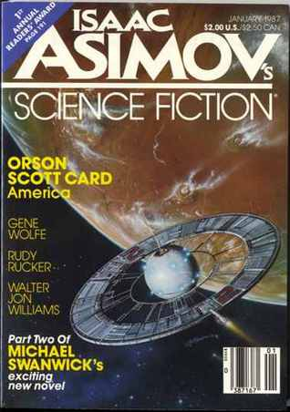 Isaac Asimov's Science Fiction Magazine, January 1987
