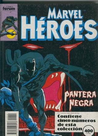 Marvel Héroes: Pantera Negra