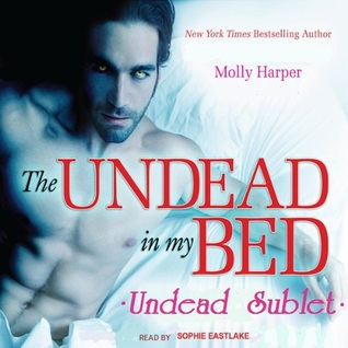 Undead Sublet (Half-Moon Hollow, #2.5)