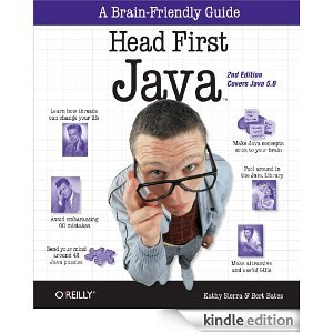 Head First Java por Kathy Sierra, Bert Bates