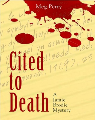Cited to Death(Jamie Brodie Mystery 1)