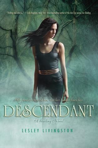 Descendant (Starling, #2)