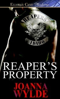 Reapers Property (Reapers MC, #1)