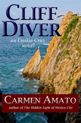 Cliff Diver by Carmen Amato